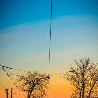 Wire shackle sky :: Алексей Бачурский