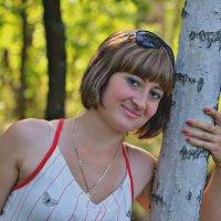 Две подружки :: Валерий Лазарев