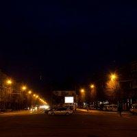 ночной Днепропетровск :: Ксения Довгопол