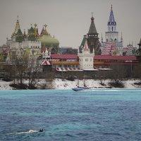 Мечты о море :: Алексей Соминский