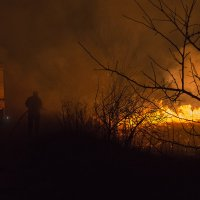 Пожар :: Bronius Gudauskas