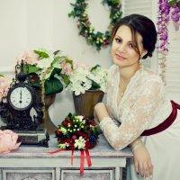 Белое на белом :: Наталья Самойлова