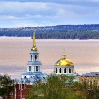 Благовещенский собор на Воткинского пруда, Удмуртия :: Денис Кораблёв