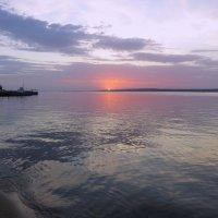 Вечерняя Волга :: Ната Волга
