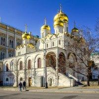Золотые купола :: Валерий Пегушев
