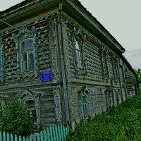 дом под камень :: petyxov петухов