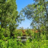 Водопады на реке Янгиз. :: Elena Izotova
