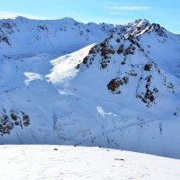 горы.мороз и солнце :: Горный турист Иван Иванов