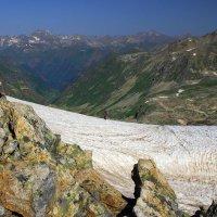 Долина реки Джалпакол. :: Михаил Баевский