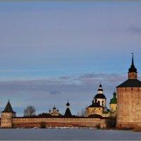 Кирилло-Белозерский мужской монастырь :: Дмитрий Анцыферов