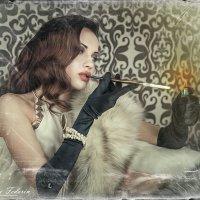 Портрет красивой девушки ... :: АЛЕКСЕЙ ФЕДОРИН