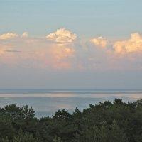 утро над морем :: Елена