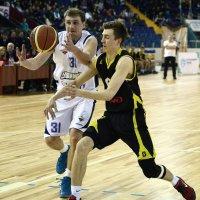 Баскетбол серия3 :: Юрий Нестеренко