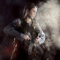 леди воин 2 :: Александр Барденцев