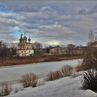Вологда, март :: Дмитрий Анцыферов
