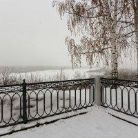 Снежный март :: Валентин Котляров