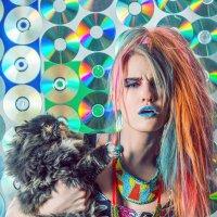 Crazy cats :: Александра Тимофеева