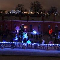 Фестиваль ледяных скульптур :: Юрий Тихонов