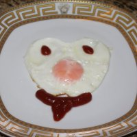 Завтрак на скорую руку :: Таня Фиалка