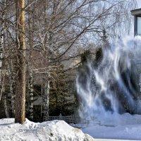 Уборка снега :: Дмитрий Конев