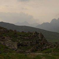 Боролдайские горы... :: Александр Грищенко