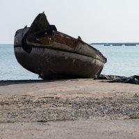 Старая лодка :: Александр Степовой