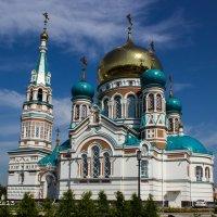 Успенский собор. Омск :: Оксана Пучкова