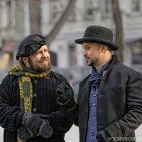 Беседа.. :: Vlad Moscow