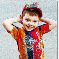 Детская непосредственность и радость жизни :: Лидия (naum.lidiya)