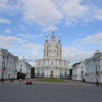 Монастырь. :: Константин Иванов