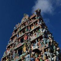 Маленькая Индия в Сингапур :: Елена Данилина