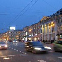 Вечерний город :: Агриппина