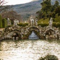 Сад виллы Барбариго :: Василe Мелник