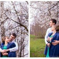 Весенняя свадьба Дмитрия и Анны :: Olga Zemlyakova