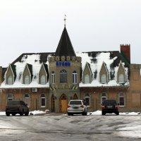 Дворец- отель на берегу Северского Донца. :: Валентина ツ ღ✿ღ