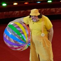 Грустный клоун :: Шухрат Батталов