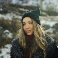 Красивая модель Светлана :: Максим Хаустов