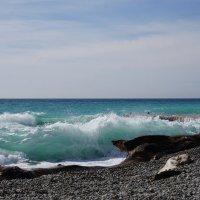синее море :: Ксения