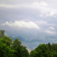 Облака :: Самохвалова Зинаида