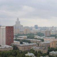 Москва :: Сергей Сёмин