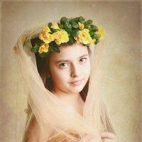 Девочка в вуали :: Римма Алеева