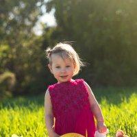 Маленькое солнышко :: AnnJie Barc