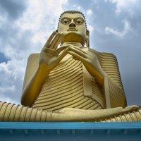 Будда обучающий. :: Edward J.Berelet