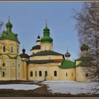 храмовый комплекс :: Дмитрий Анцыферов