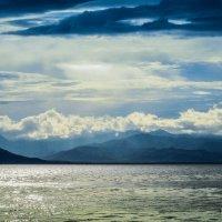 Камчатка. Море. Свет. :: Сергей Щелкунов