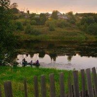 Плывёт качаясь лодочка...)) :: Владимир Хиль