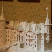 прогулка по музею в Беловежской пуще :: Vitali Sheida
