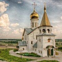 Свято-Троицкий Холковский мужской монастырь :: Инна Голубицкая