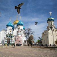 Троице-Сергиева лавра :: Андрей Шаронов