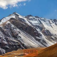 Природа Кыргызстана. :: Евгений Мезенцев